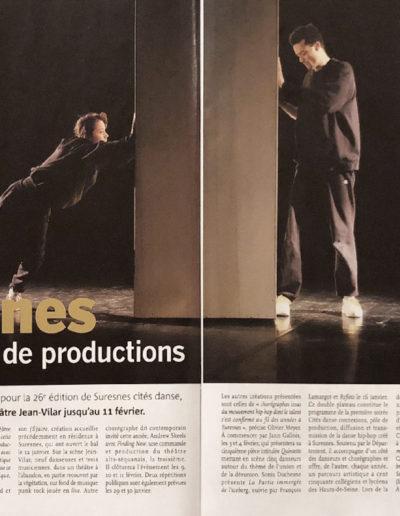 HDS magazine - article